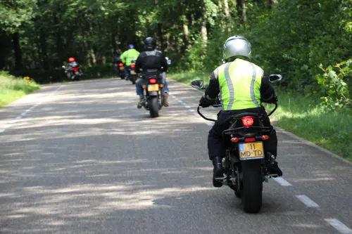 Motorrijbewijspoint Vlaardingen motor lesplan