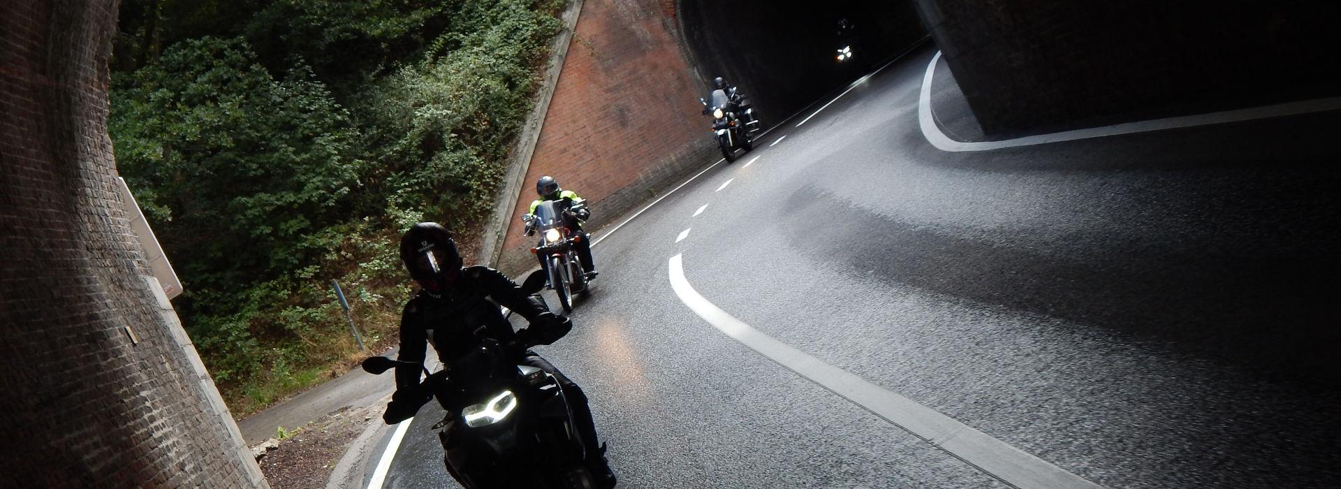 Motorrijbewijspoint Heenweg spoed motorrijbewijs